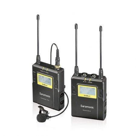 Saramonic UWMIC9 Wireless Microphone Kit