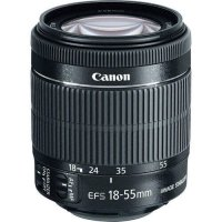 Canon EF-S 18-55mm 3.5-5.6 IS STM Lens