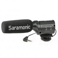 Saramonic SR-M3 Directional Video Microphone for DSLR