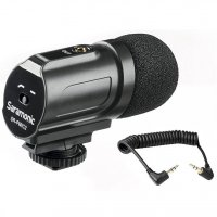 Saramonic SR-PMIC2 Stereo Condenser Microphone for on-Camera