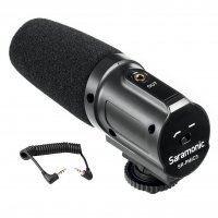 Saramonic SR-PMIC3 Surround Condenser Microphone for on-Camera