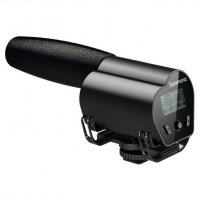 Saramonic VMIC Recorder Microphone with LCD Monitor