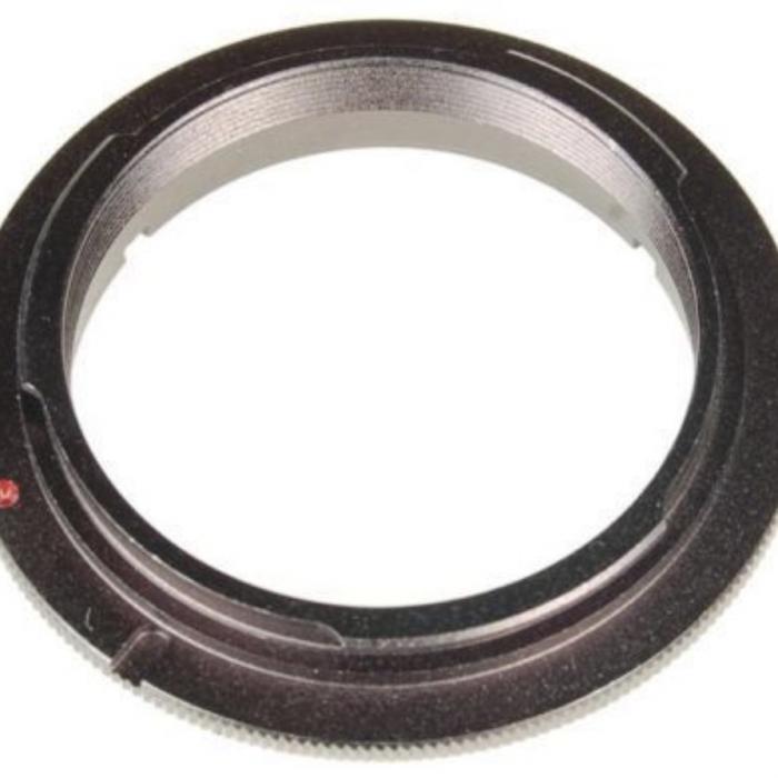 Nomlia FD-EOS Converter: Canon EOS Body To Fd Lens Converter Adapter
